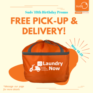 18th Bday Promo List of Participating Stores